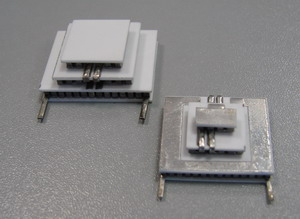 2-stage thermoelectric coolers, Peltier elements