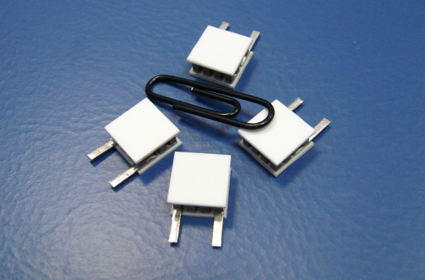Thermoelectric microcoolers